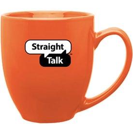 Custom Glossy Bistro Mug