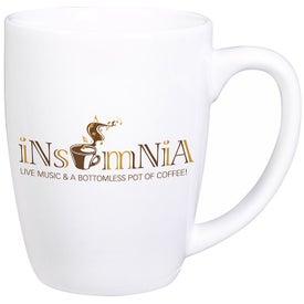 Ceramic Bistro Mug (12 Oz.)