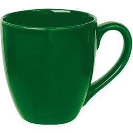 Personalized Bistro Mug