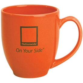 Bistro Mug Colors for Promotion