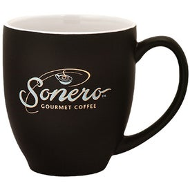Company Bistro Mug Two Tone Colors