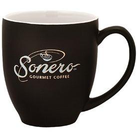 Company Bistro Mug Two Tone Colors