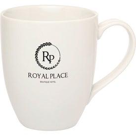 Bistro Vitrified Porcelain Mug (11 Oz.)