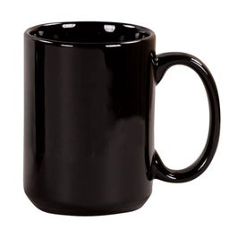 Black Pinehurst Ceramic Mug for Promotion