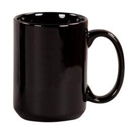 Black Pinehurst Ceramic Mug for Promotion