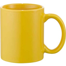 Imprinted Bounty Ceramic Mug