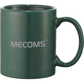 Bounty Ceramic Mug Imprinted with Your Logo