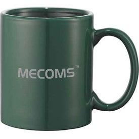 Bounty Ceramic Mug Imprinted with Your Logo