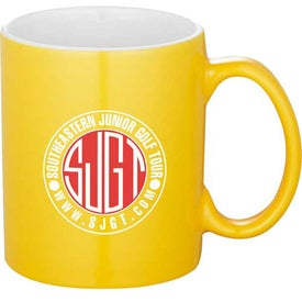 Promotional Bounty Ceramic Mug - Spirit