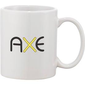 Bounty Ceramic Mug (11 Oz., White)