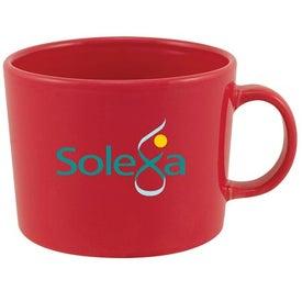 Promotional Brizia Ceramic Mug
