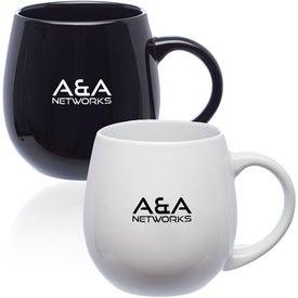 Buddha Round Coffee Mug (22 Oz., Colors)
