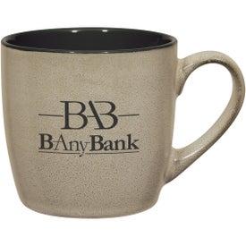 Byron Stoneware Mug (12 Oz.)