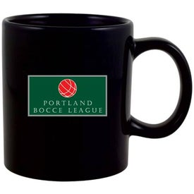 C-Handle Ceramic Mug (20 Oz.)