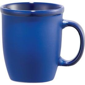Custom Cafe Au Lait Ceramic Mug