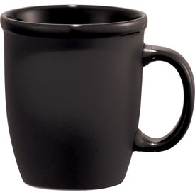 Cafe Au Lait Ceramic Mug for your School