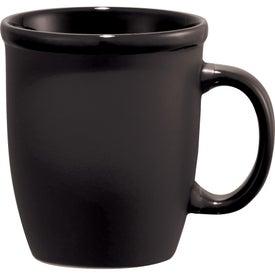 Cafe Au Lait Ceramic Mug for your School