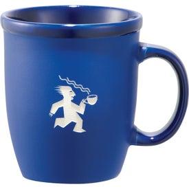 Cafe Au Lait Ceramic Mug for Your Company