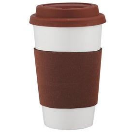Cafe Ceramic Tumbler for Promotion