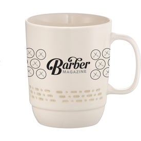 Call to Action See-Through Ceramic Mug (16 Oz.)