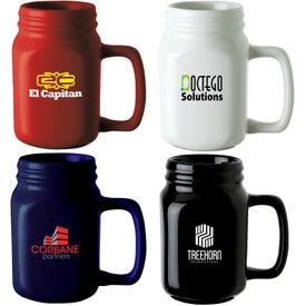 Capacity Ceramic Mug (16 Oz.)
