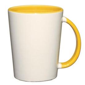 Imprinted Capri Mug