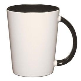 Capri Mug Printed with Your Logo