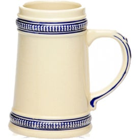 Ceramic Beer Mug (18.5 Oz.)