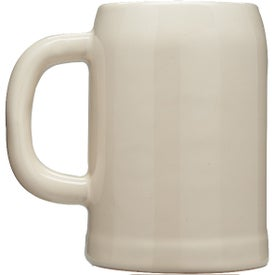 Ceramic Beer Stein (24 Oz.)