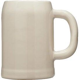 Ceramic Beer Stein (24 Oz.)