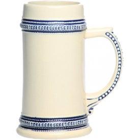 Ceramic Beer Tankard (17 Oz.)