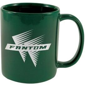Branded Ceramic Cafe Mug