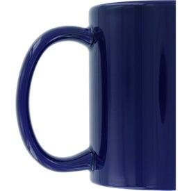 Personalized Ceramic Cafe Mug
