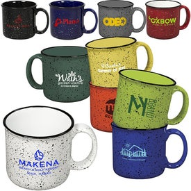 Ceramic Campfire Mugs (15 Oz.)