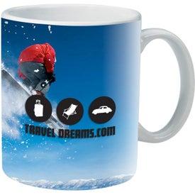 Ceramic Coffee Mug (11 Oz.)