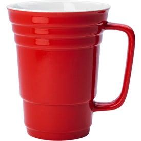 Logo Ceramic Cup