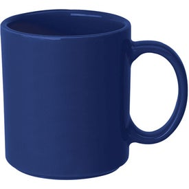 Imprinted Ceramic Mug