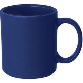 Imprinted Ceramic Mug