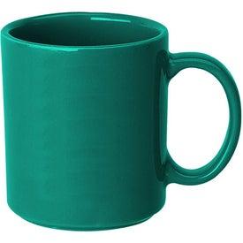 Ceramic Mug Printed with Your Logo