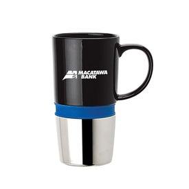 Ceramic Mug with Your Slogan