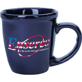 Ceramic Mugster Imprinted with Your Logo