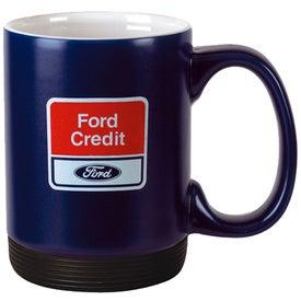 Promotional Ceramic Removable Soft Bottom Mug