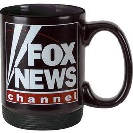 Ceramic Removable Soft Bottom Mug Printed with Your Logo