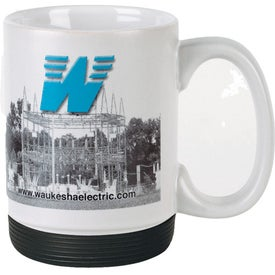 Ceramic Removable Soft Bottom Mug for Marketing
