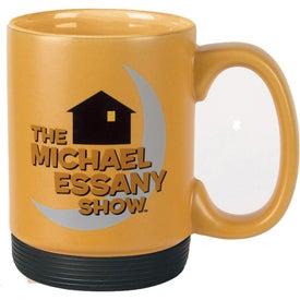 Ceramic Removable Soft Bottom Mug for Your Organization
