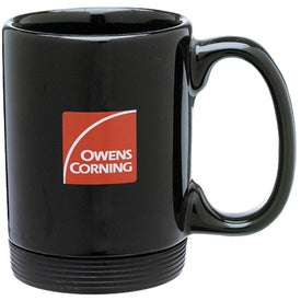 Ceramic Removable Soft Bottom Mug (15 Oz.)