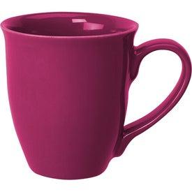 Ceramic Runway Mug with Your Slogan