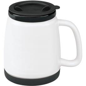 Company Ceramic Travel Mug