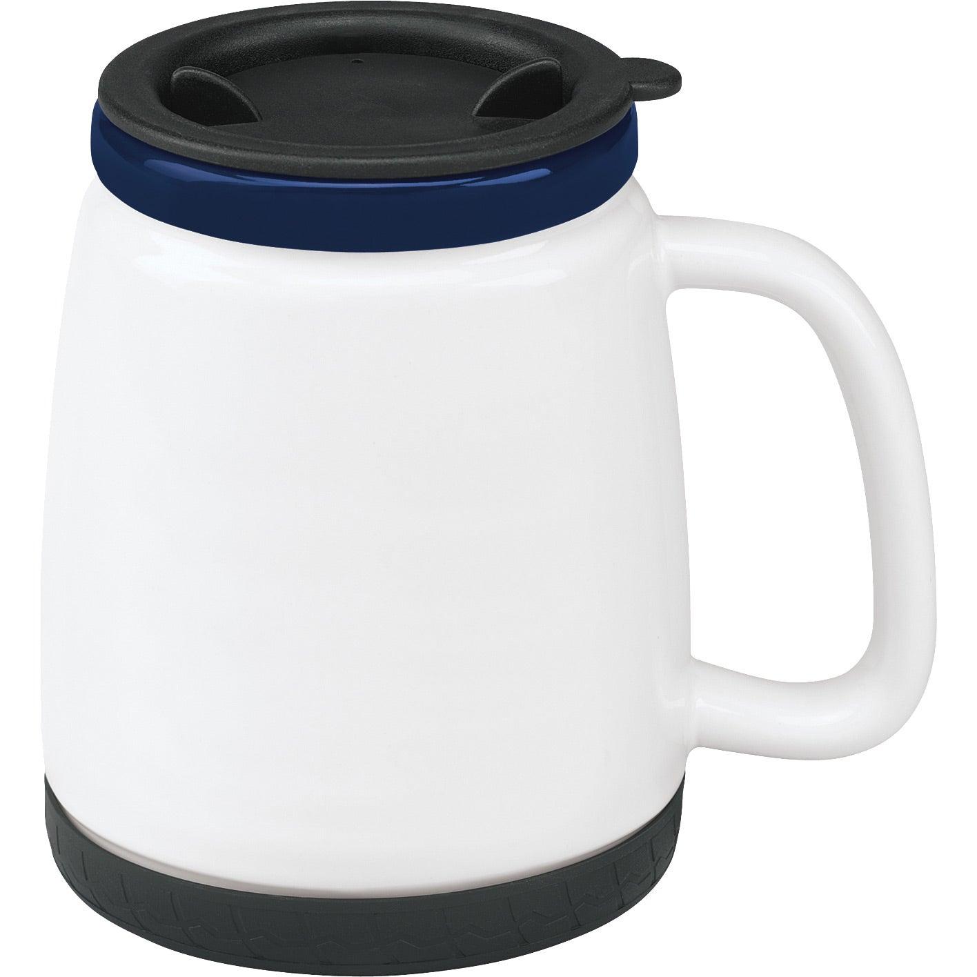 Ceramic Travel Mug 16 Oz Custom Ceramic Mugs 6 60 Ea