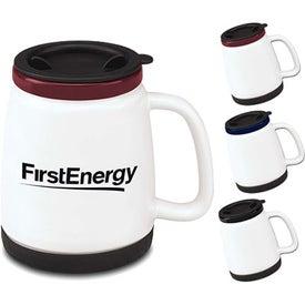 Ceramic Travel Mug with Your Slogan